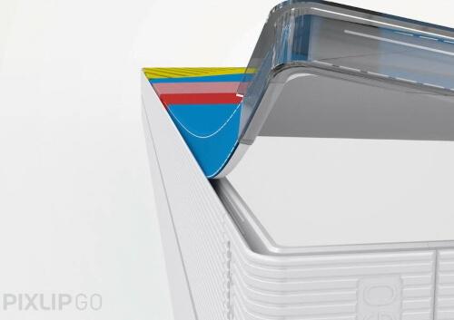 Changeable graphics - PIXLIP GO