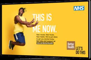 Healthcare digital signage displays