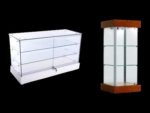 Countertop Display Cases