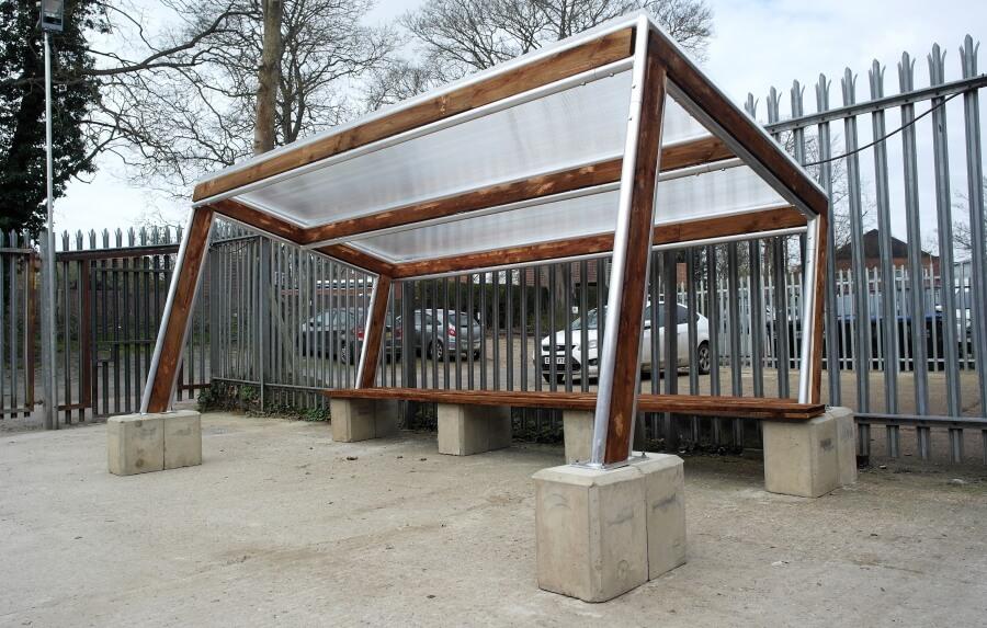 Commercial shelter 1