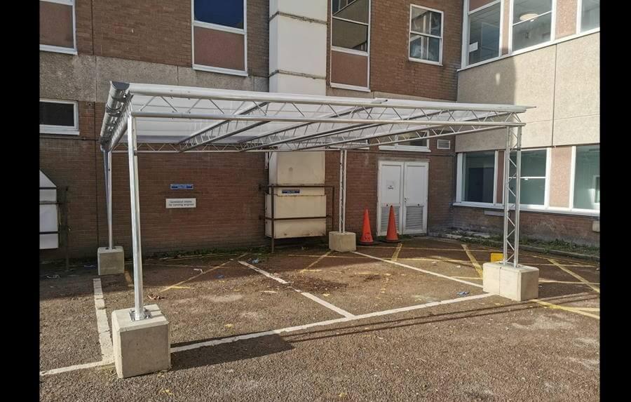 Commercial shelter 3