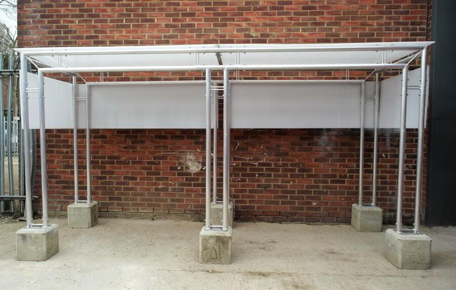 Commercial shelter 4